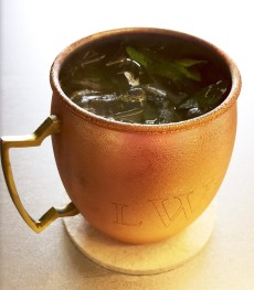 Chilled Moscow Mule